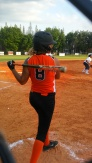 Lady Softball 8